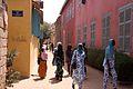Senegal isola di Gorè rue de la compagnie.jpg