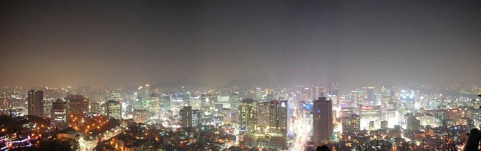 Seoul Nightview(2009)