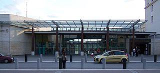 Val dEurope station