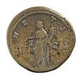 Sestertius van Antoninus Pius in messing, 140 tot 143 NC, vindplaats- Onbekend, collectie Gallo-Romeins Museum Tongeren, S-180, 007.jpg