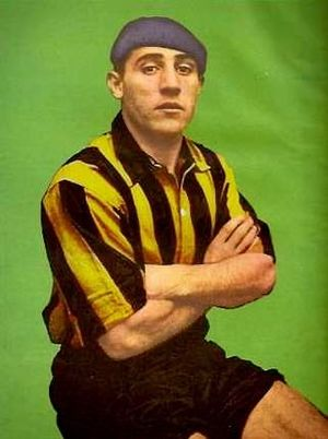 Peñarol - Severino Varela won the Uruguayan championship in 1938.