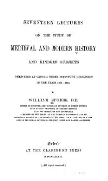 Seventeen lectures on the study of medieval and modern history and kindred subjects.djvu