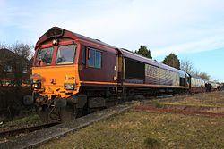 Severn Beach - DBS 66129 with railtour.JPG