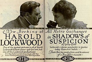 <i>Shadows of Suspicion</i> 1919 film directed by Edwin Carewe