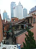 Shanghai old and new architecture.jpg