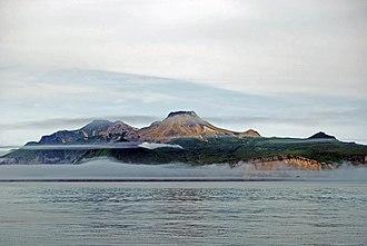 Shiashkotan - Shiashkotan Island