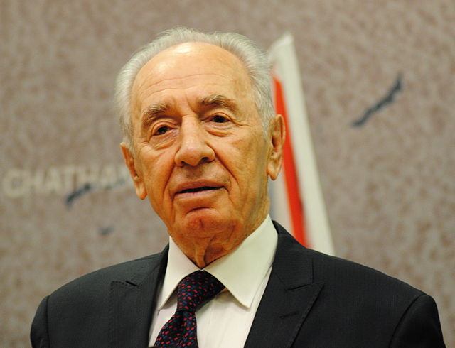 Shimon_Peres_%28cropped%29.jpg: Shimon Peres