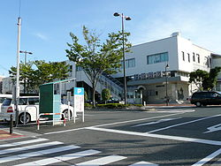 Shimosone station north entrance.jpg