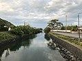 Shizukigawa River from Fukanobashi Bridge 1.jpg