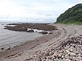Shore and cliff at Navidale - geograph.org.uk - 478671.jpg