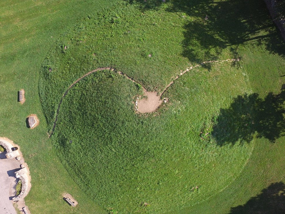 Shrum Mound aerial 4