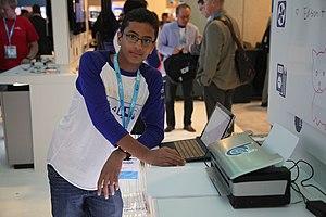 Braigo -  Banerjee with Braigo v2.0 at IDF14