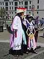 Shunsui Kyoraku & Katen Kyokotsu cosplayers at 2010 NCCBF 2010-04-18 1.JPG
