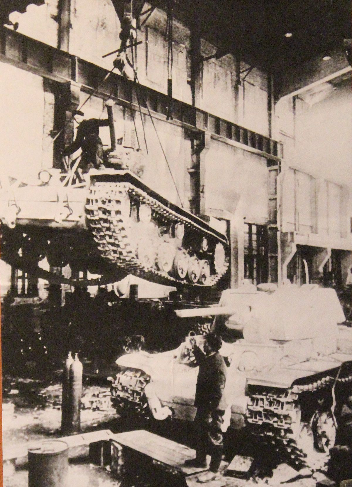 Soviet combat vehicle production during World War II - Wikipedia