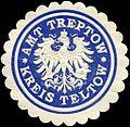 Siegelmarke Amt Treptow - Kreis Teltow W0214031.jpg