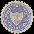 Siegelmarke Siegel der Stadt Neuerburg W0392263.jpg