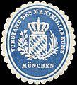 Siegelmarke Vorstand des Maximilianeums - München W0225574.jpg