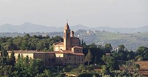 Basilica dell'Osservanza - Image: Siena Basilica Osservanza 2012