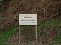 Signpost to Hollams Farm - geograph.org.uk - 679016.jpg