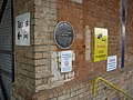 Signs at Taunton station - geograph.org.uk - 975678.jpg