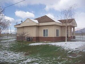 Sigurd, Utah - Sigurd town hall