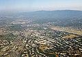 Silicon Valley, facing southward towards Downtown San Jose, 2014.jpg