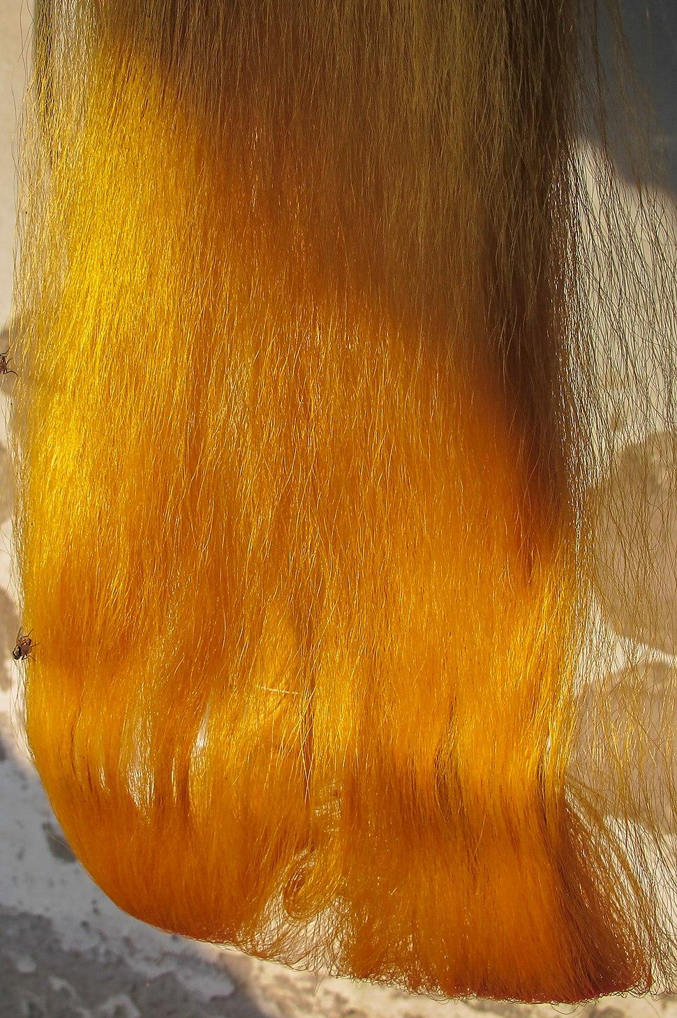 Silk fibers, Sopura Silk Mills Limited (01)