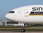 Singapore Airlines B777 (26554886986).jpg
