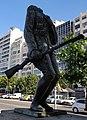 Siqueira Campos statue.jpg