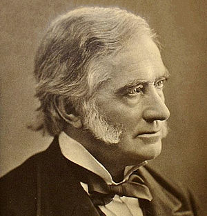 Hugh Owen (educator) - Photograph of Sir Hugh Owen.