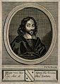 Sir Thomas Browne. Line engraving by F. van Hove, 1672. Wellcome V0000822.jpg