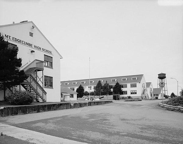 Military facilities in alaska