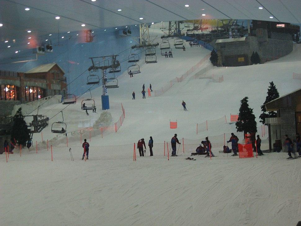 Ski Dubai Chair