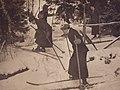 Skidåkning elever vid Gymnastiska Centralinstitutet ca 1900 gih0128.jpg