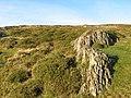 Slaty outcrop - geograph.org.uk - 1099475.jpg
