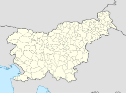 Žiri is located in Slovenia