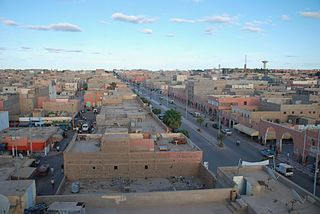 Smara Place in Western Sahara
