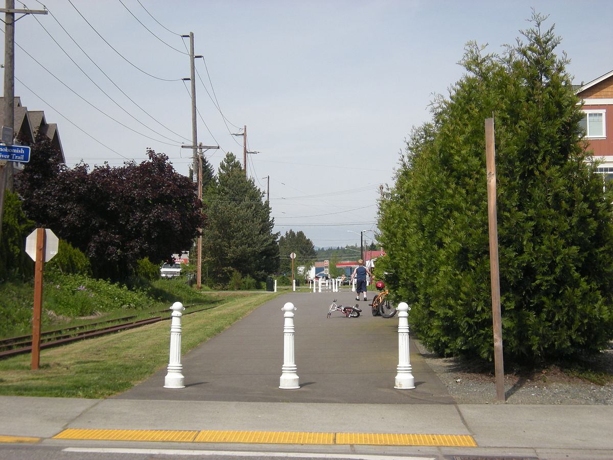 Snohomish County Centennial Trail Wikipedia