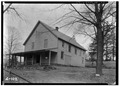 Society of Friends Meetinghouse, Pine's Bridge Road, Chappaqua, Westchester County, NY HABS NY,60-CHAP.V,1-1.tif