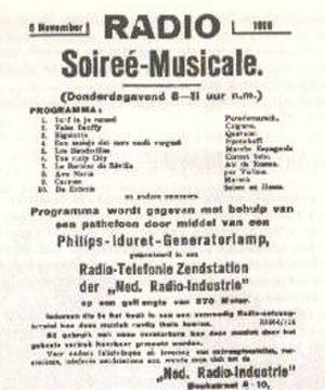 PCGG - Image: Soireé Musicale