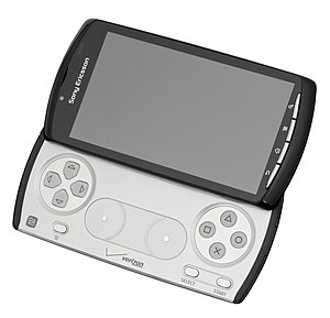 Sony Mobile - Sony Ericsson Xperia Play open