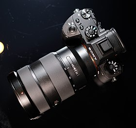 Image illustrative de l'article Sony Alpha 9