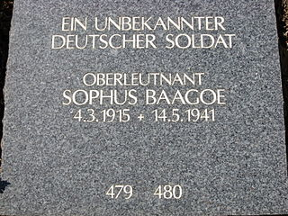 Sophus Baagoe