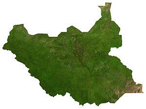 South Sudan sat