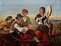 Spanish Gypsies 1854 - 1855.JPG