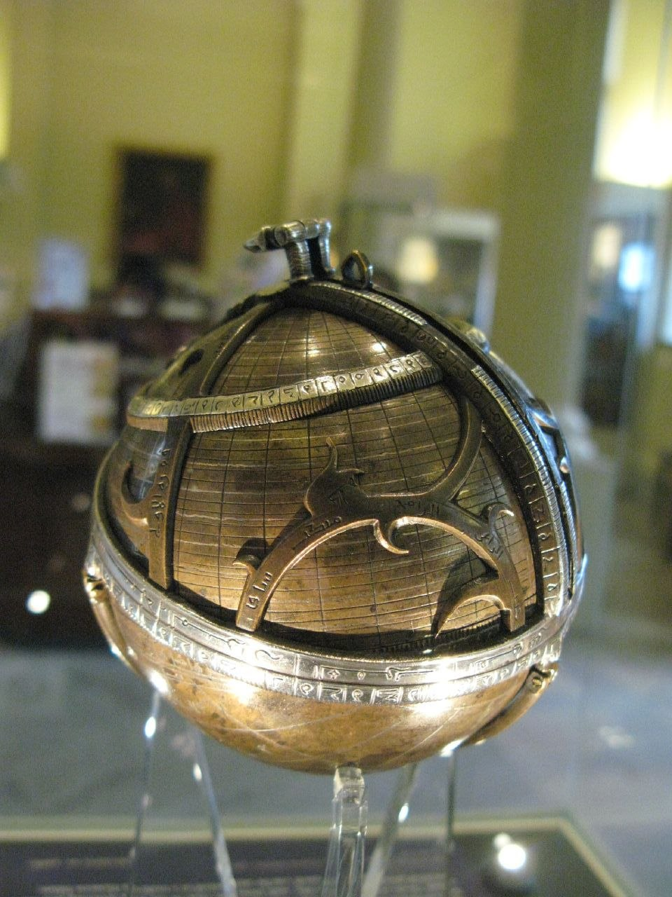 Spherical astrolabe 2