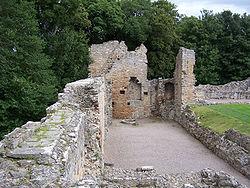 Spynie early-castle