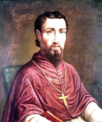 Siméon-François Berneux - Image: St Berneux