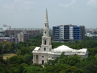 St Andrew's Church, Chennai - Image: St.Andrew church, kirk, chennai