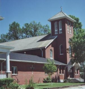 William Edwin Franklin - St. Alphonsus Church in Davenport was one of several parishes in the diocese that was affected by the decline in the number of priests.